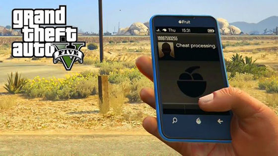 Cheat Gta 5 Smartphone 126fd
