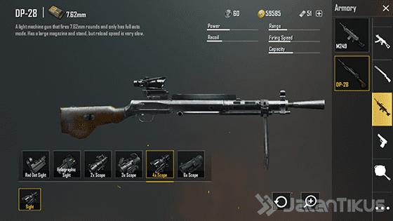 senjata-pubg-mobile-dp28