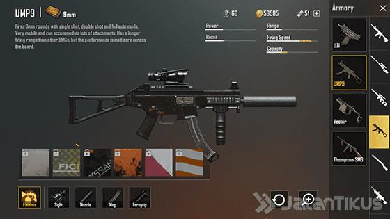 senjata-pubg-mobile-ump9