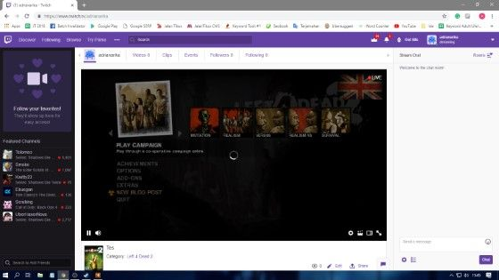 Live Streaming Twitch Dengan Obs 14 A752d