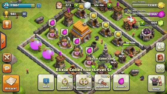Clashofclans Elixir 52202