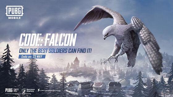 Falcon Pubg Mobile Ba111