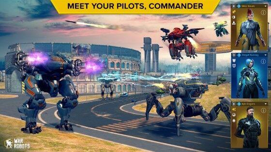 Game Perang Android 2
