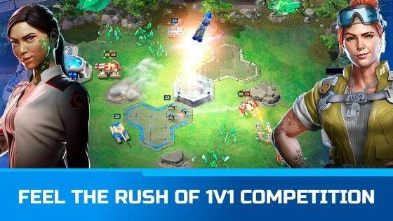 Game Perang Android 5