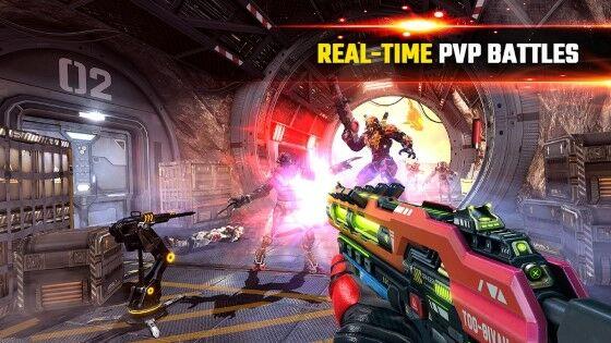 Game Perang Android 8