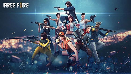 Wallpaper Free Fire Keren Desktop 9 57555