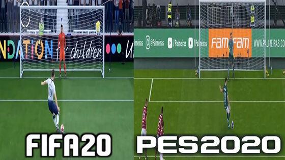 PES 2020 vs FIFA 20, Mana yang Lebih Worth It Buat Dimainkan 3