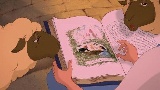Teor Disney Buku Belle Dd1a0