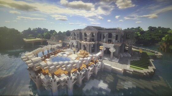 Desain Rumah Minecraft Terbaik 2 5b5c2