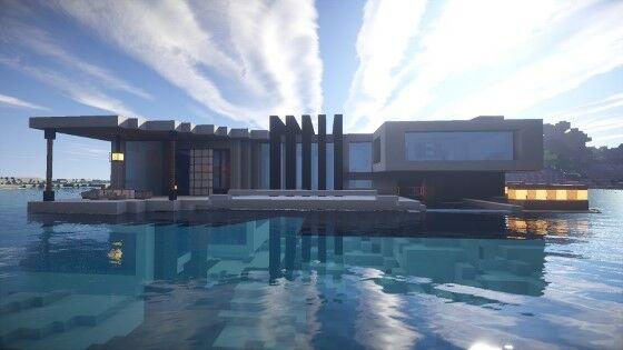 Desain Rumah Minecraft Terbaik 5 Eb806