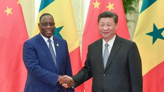 kerjasama china afrika