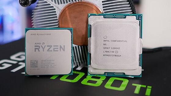 Intel Core Vs Amd Ryzen 1 1d41e