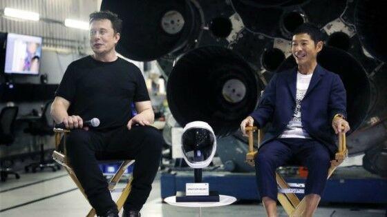 Penumpang Pertama Starship 233ae