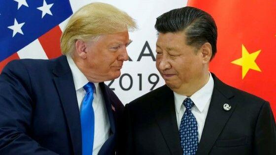 Donald Trump Dan Xi Jinping 48e13