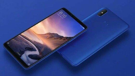 Xiaomi Mi Max 3 F62dd