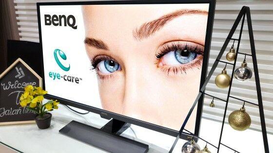 Rekomendasi Monitor Gaming 4K HDR Terbaik Eye Care 4db30
