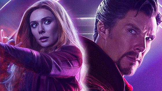 Doctor Strange 2 Film Marvel Phase 4 A3126