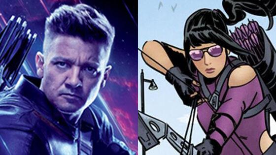 Hawkeye Seri Marvel Phase 4 2abea