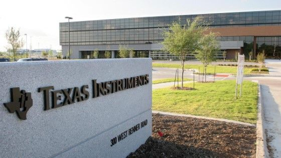 Texas Instruments Custom 1b792