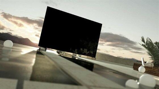 Layar TV Terlebar Di Dunia 1 E70ec