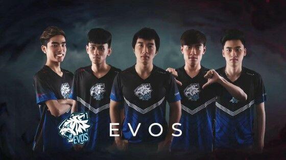 EVOS Esports Custom 57aa0