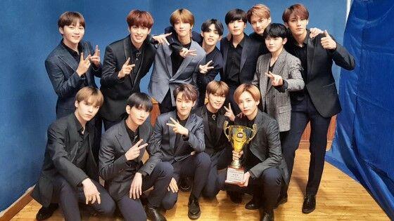 Foto Grup Korea Seventeen 03 76166