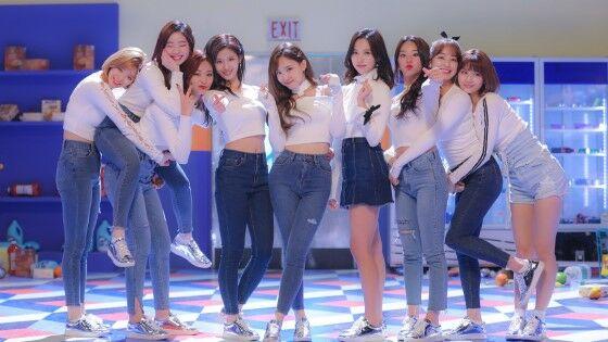 Foto Grup Korea Twice 03 A543c