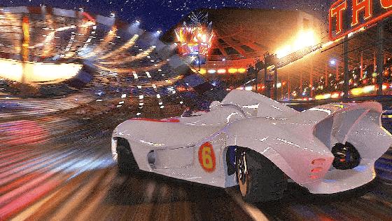 Speed Racer Ac52a