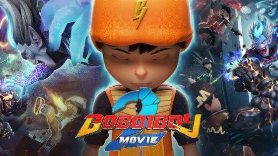 Nonton Film Boboiboy The Movie 2 Full Movie 2019