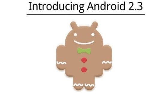 Android Gingerbread 5797d