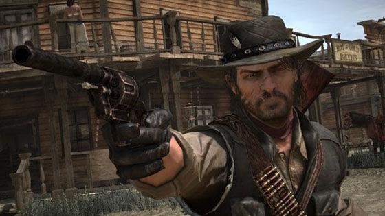 Red Dead Redemption 76c53