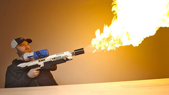 Flamethrower E5746