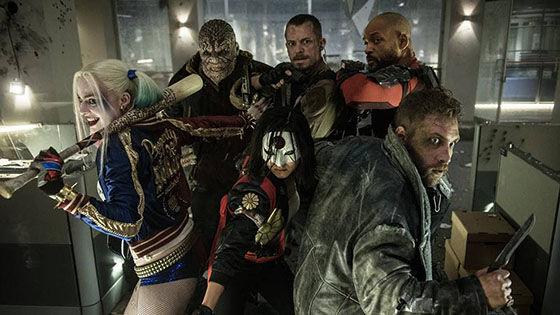 Suicide Squad 0e8ca