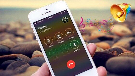 Iphone Ringtone F125d