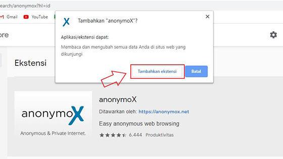 Install Extension Google Chrome 80efa