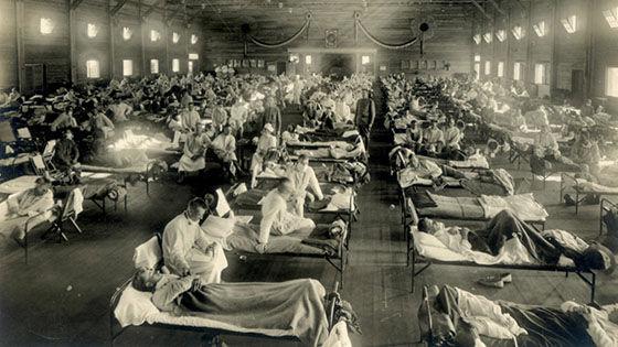 Spanish Flu C91ab