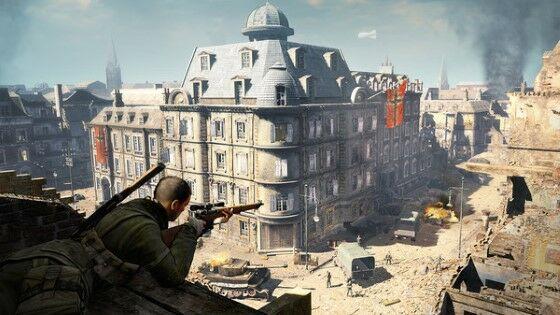 Sniper Elite V2 Remastered 1 A4efe