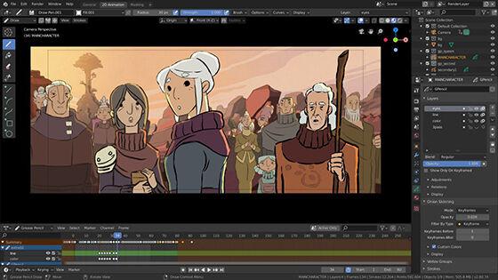 7 Aplikasi Membuat Video Animasi Keren 2020 Android Pc Jalantikus