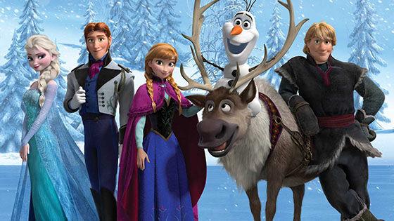 Frozen 21689