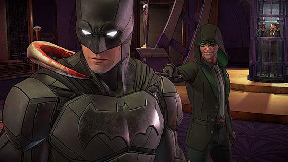 Batman Enemy Within 06338