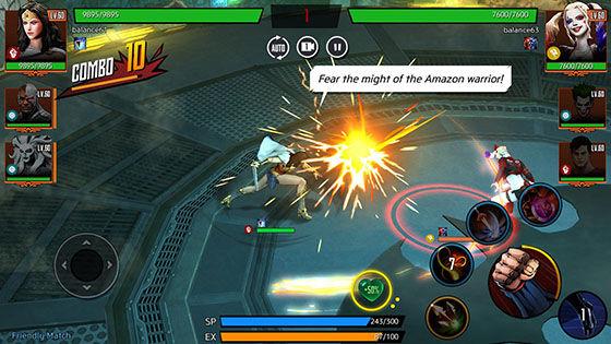 Suka SuperHero? Cobain nih 3 Game SuperHero DC Terbaik di Android!