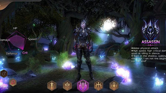 Class Game Mmorpg Terbaik Assassin 2498d