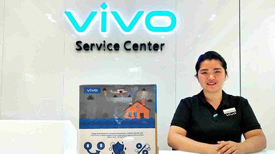 Service Center Vivo Jakarta 8bb09