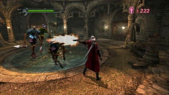 Devil May Cry - Game Yang Awalnya Direncanakan Sebagai Sekuel