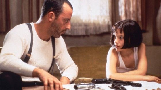 Mathilda Lando Leon The Professional 1994 8535f