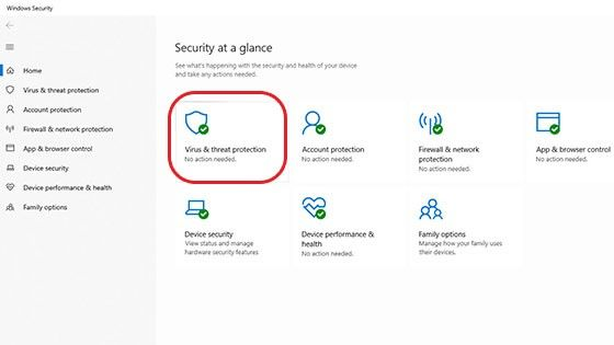 Cara Mematikan Windows Defender Windows 10 Sementara E2afa