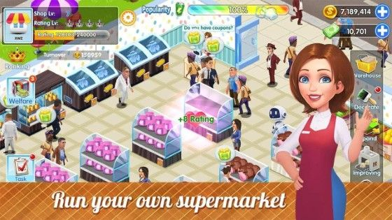 My Supermarket Story 9e0be