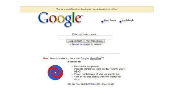 Google MentalPlex 2000 885fe