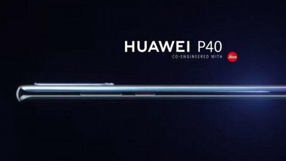 Spesifikasi Huawei P40 A4992
