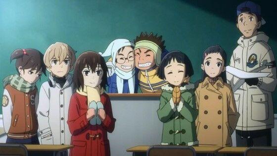 Anime Detektif Boku Dake Ga Inai Machi 5ef9d